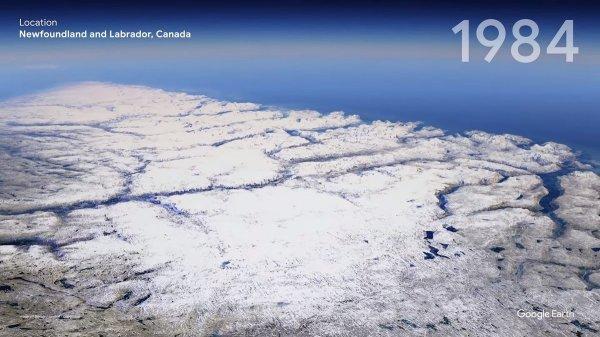 Канада, провинция Ньюфаундленд и Лабрадор.