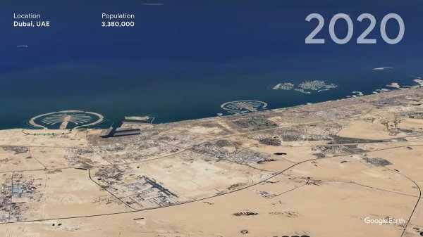 Дубай, ОАЭ в 2020