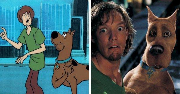 Пёс Скуби-Ду из оригинального мультсериала 1969 года