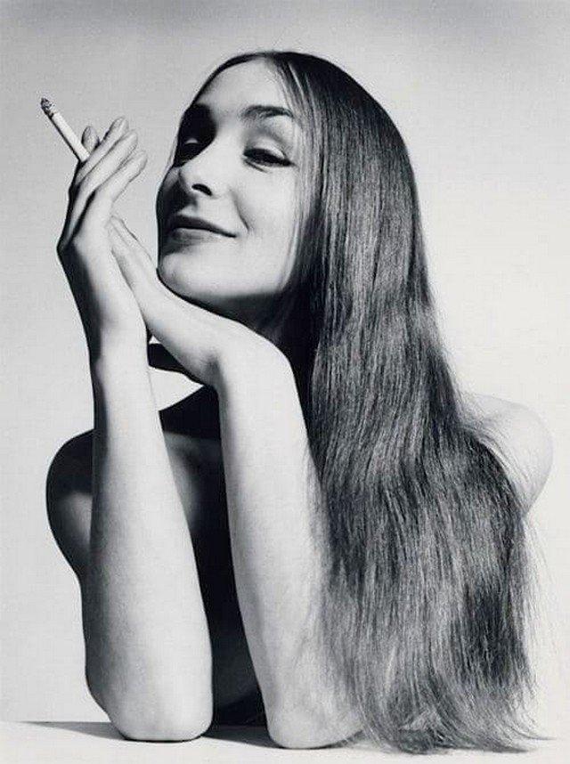 Танцовщица и хореограф Пина Бауш, 1967 г.