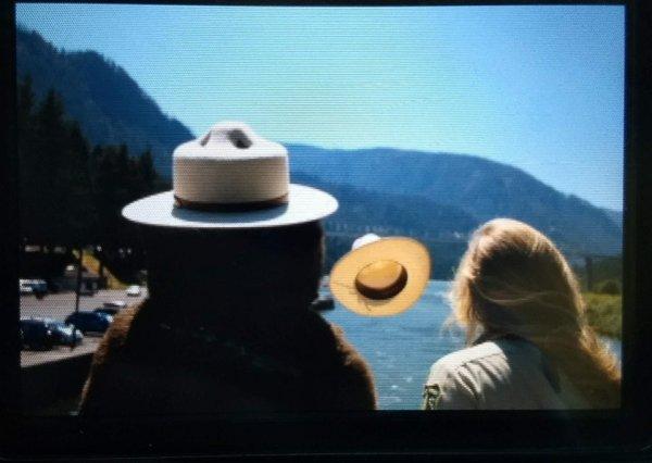 Шляпы и ветер - плохое сочетание