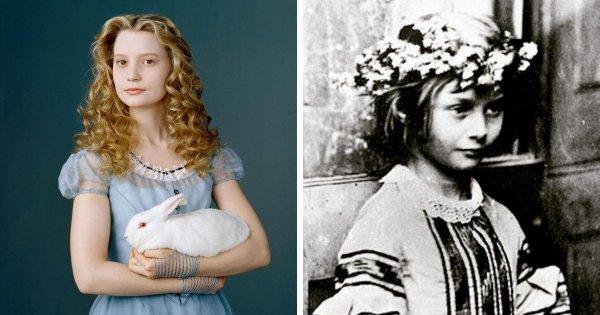 Алиса из «Алисы в Стране чудес» — Алиса Лидделл (1852-1934)