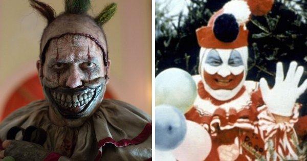 Клоун Твисти из сериала «Американская история ужасов» — Джон Гейси (1942-1994)