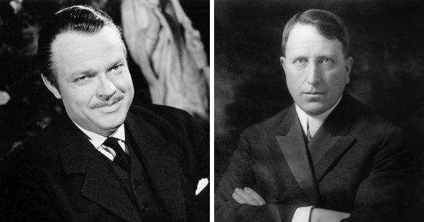 Чарльз Фостер Кейн из фильма «Гражданин Кейн» — Уильям Херст (1863-1951)