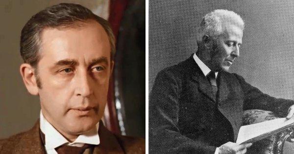 Шерлок Холмс — Джозеф Белл (1837-1911)