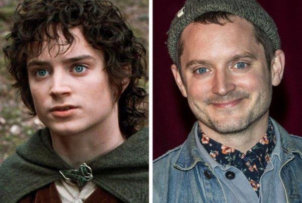 Элайджа Вуд — Фродо из фильма «Властелин колец: Братство кольца»