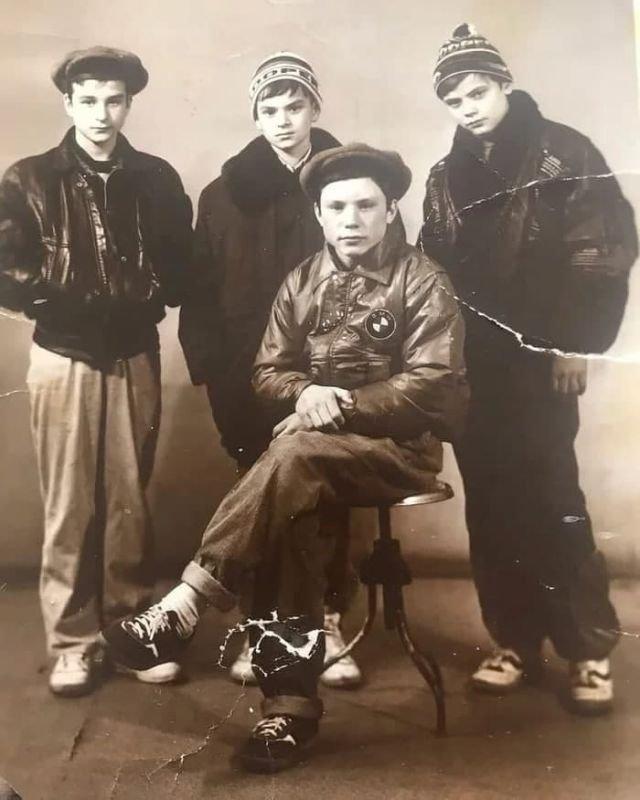 Модные ребята, Казань, 1993 год