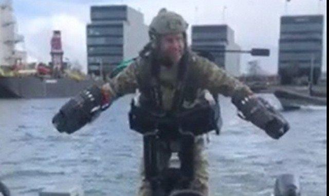 Новые технологии на службе в армии