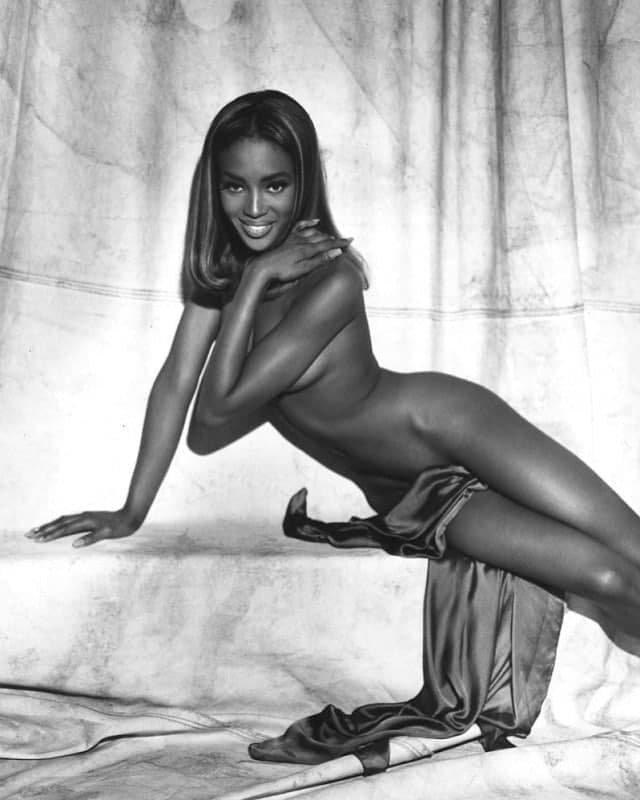 Наоми Кэмпбелл, 1991 год.