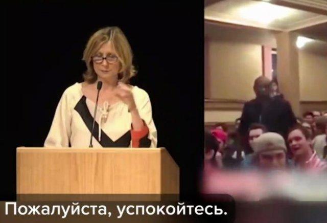 """""""Феминизм - это рак общества!"""": Реакция """"полной"""" феминистки на такое заявление"""