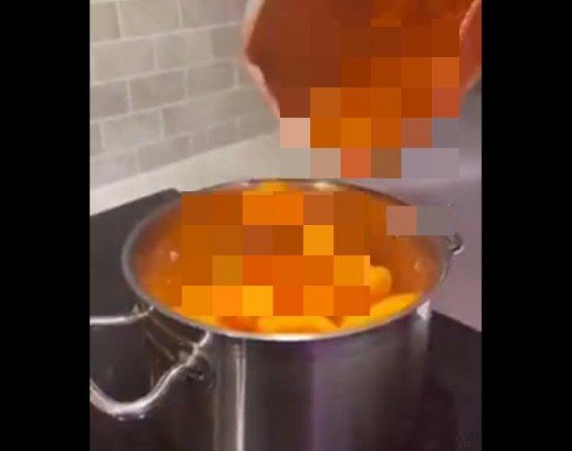 Очень сомнительный рецепт макарон с сыром