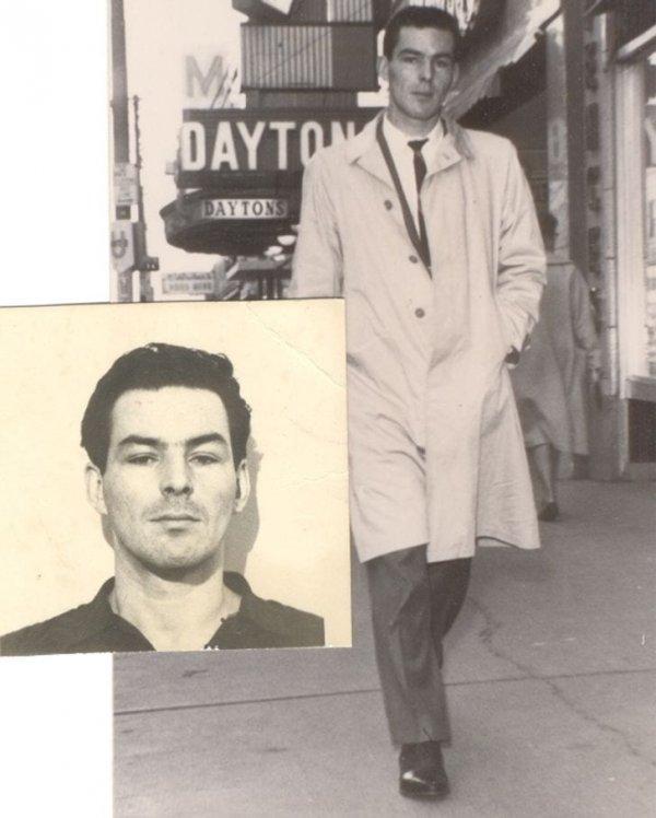 Мой 19-летний дедушка выглядел как олдскульный гангстер