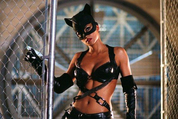 2005 год — Женщина-кошка