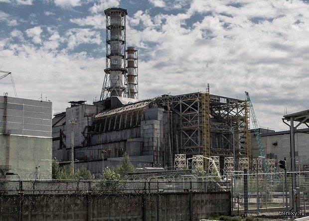 Сегодня - годовщина аварии на Чернобыльской АЭС