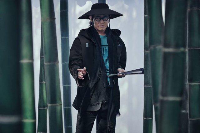 Джет Ли в Китае