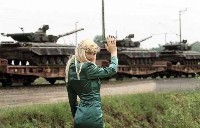 12 марта 1990 года начался вывод Советских войск из Венгрии.