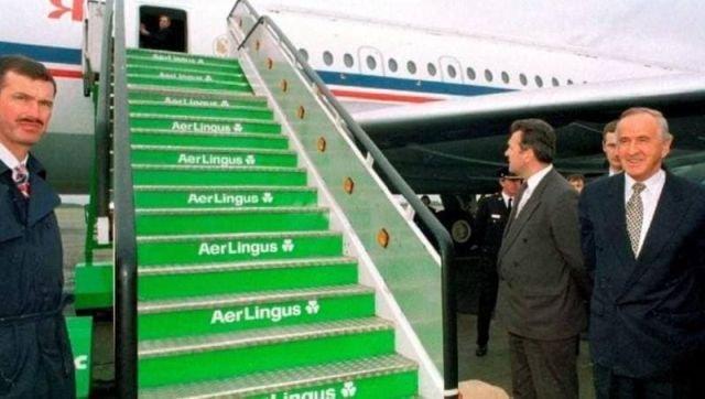 Премьер–министр Ирландии и другие официальные лица