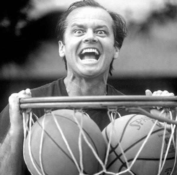 Джек Николсон, 1980 год