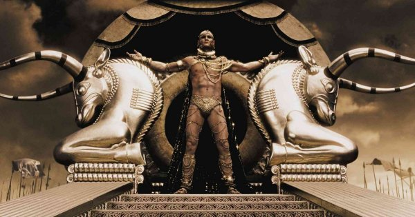 Фильм «300 спартанцев» (2006) был запрещён в Иране