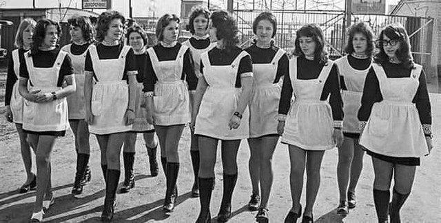 Coветские школьницы, 1980-e