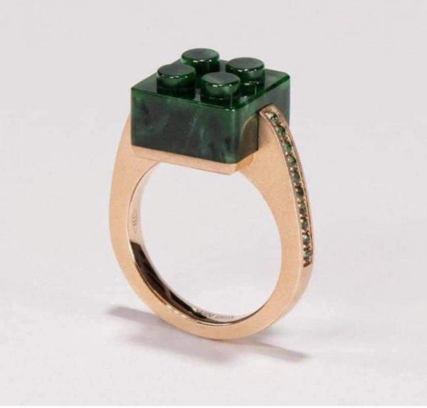 Лего-кольцо