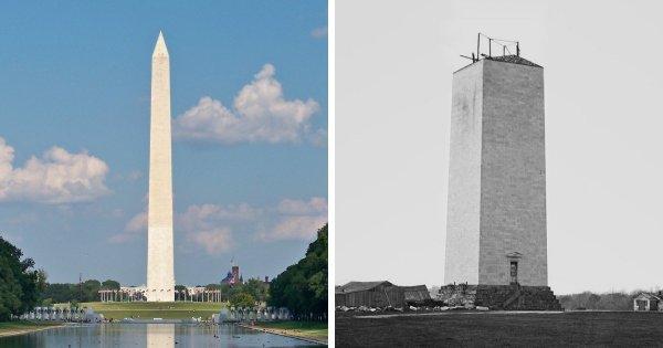 Монумент Вашингтону, США