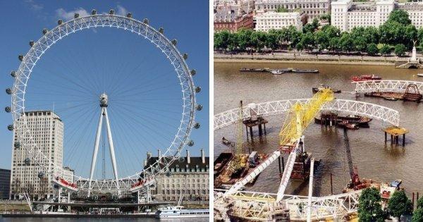 «Лондонский глаз», Великобритания