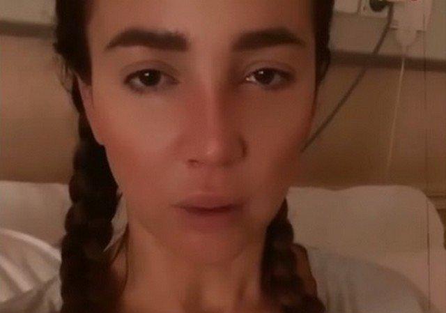 Ольга Бузова в реанимации