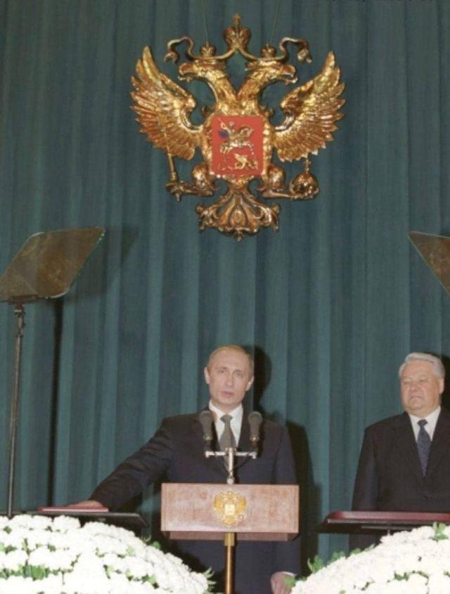 Путин впервые вступил в должность президента России 21 год назад – 7 мая 2000.