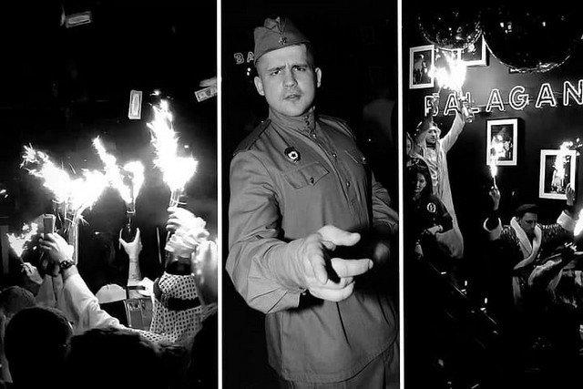 Вечеринку в честь Дня Победы в ресторане Balagan возмутила Сеть