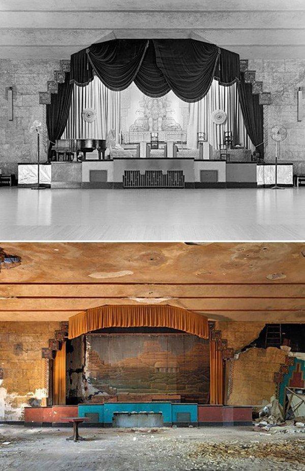 Бальный зал Vanity, Детройт