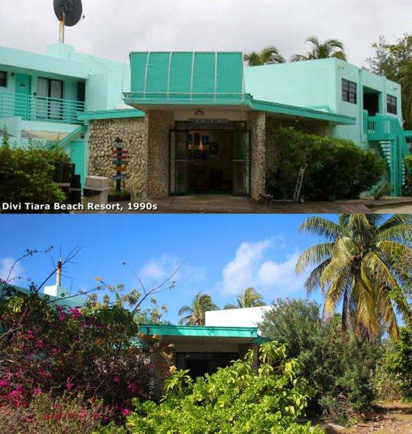 Заброшенный курорт на Каймановых островах