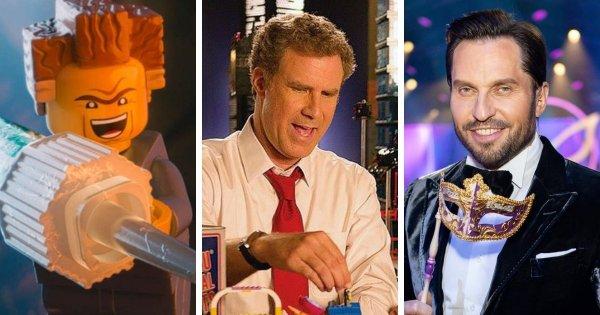 Президент Бизнес из «Лего. Фильм» (2014)