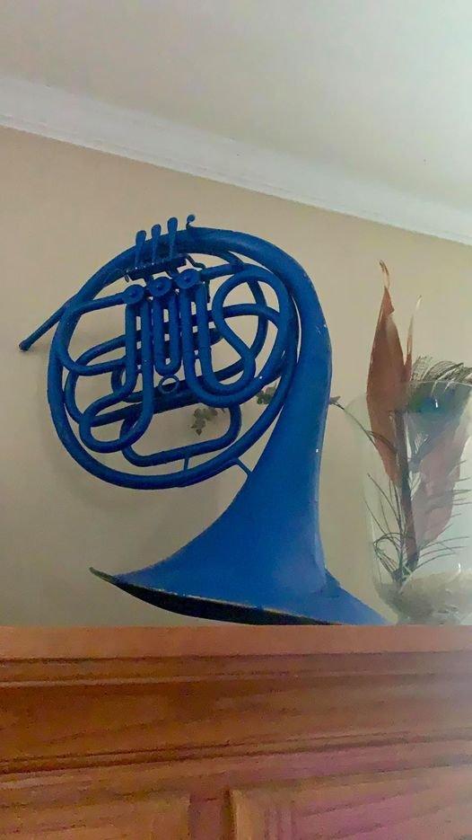 Синяя валторна