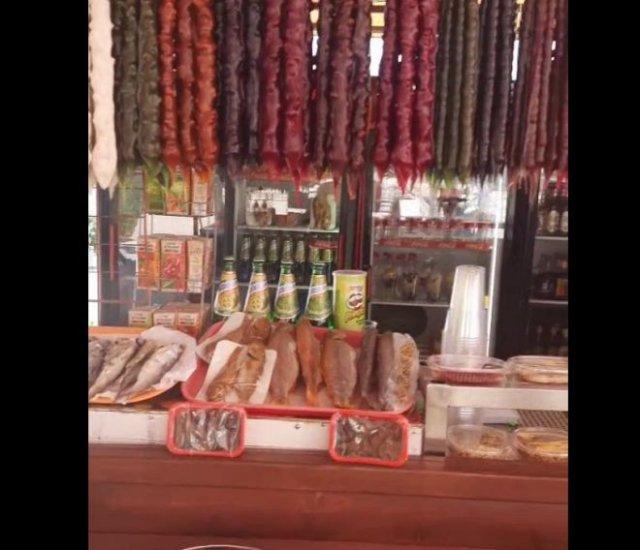 Цены на рыбу и ягоду в Сочи