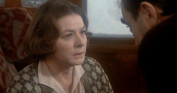 14 минут — Ингрид Бергман в фильме «Убийство в Восточном экспрессе» (1974)