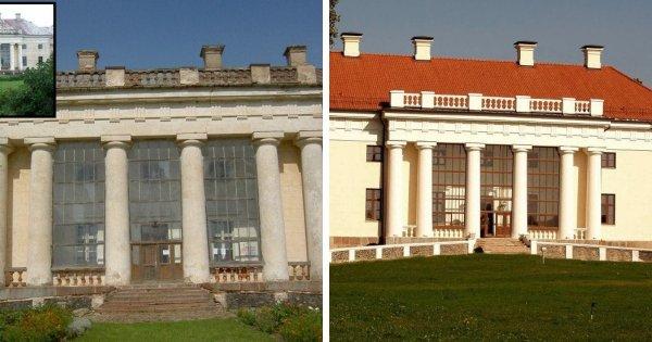 Усадьба Пакруойис, Литва: в 2006 и 2011 годах