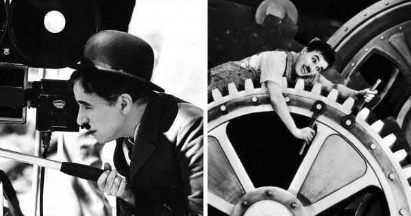 Чарли Чаплин (1889-1977)