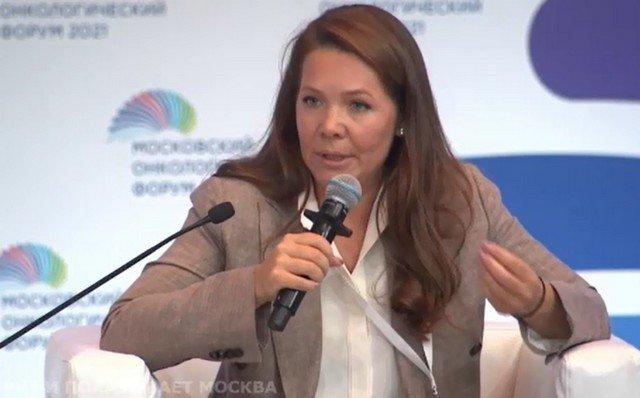 Заммэра Москвы Анастасия Ракова призвала штрафовать тех, кто не следит за своим здоровьем