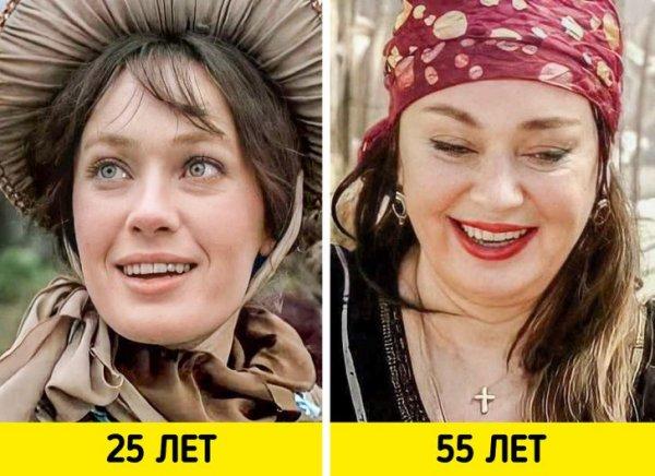 Лариса Гузеева — «Жестокий романс» (1984) и «Море. Горы. Керамзит» (2014)
