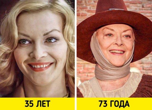 Барбара Брыльска — «Ирония судьбы, или С лeгким паром!» (1976) и «Тайна четырех принцесс» (2014)