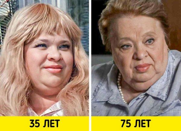 Наталья Крачковская — «Иван Васильевич меняет профессию» (1973) и «Осторожно: дети!» (2013)