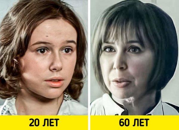 Евгения Симонова — «Афоня» (1975) и «Метод» (2015)