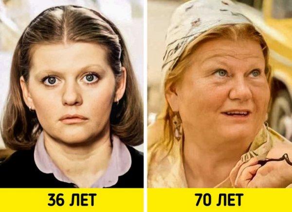 Ирина Муравьева — «Самая обаятельная и привлекательная» (1985) и «Одесский пароход» (2019)