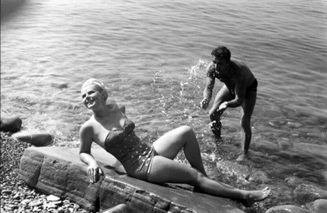 Как отдыхали на курортах времен СССР