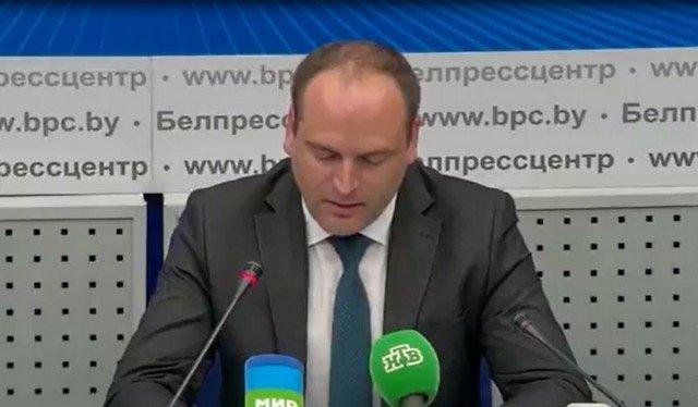 В Минтрансе Белоруссии озвучили полный текст сообщения об угрозе взрыва самолета Ryanair