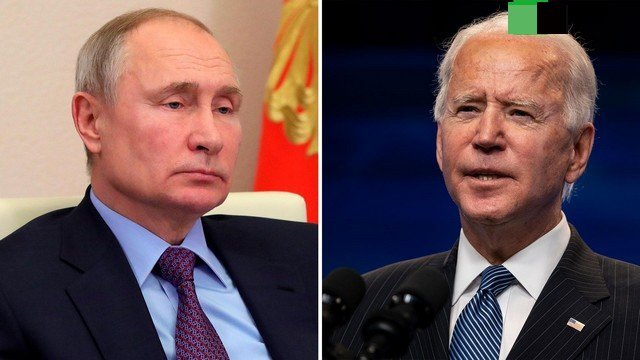 Владимир Путин и Джо Байден встретятся в Женеве 16 июня