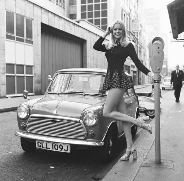 Эпоxa мини: платьев и авто. 1970-е
