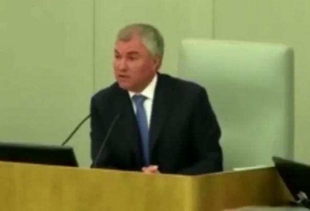 Вячеслав Володин назвал Россию «последним островом демократии»