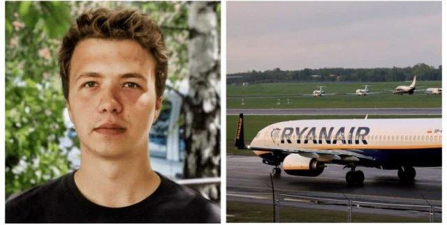 Последние новости из Беларуси, где задержали самолет и арестовали редактора канала Nexta Романа Прот